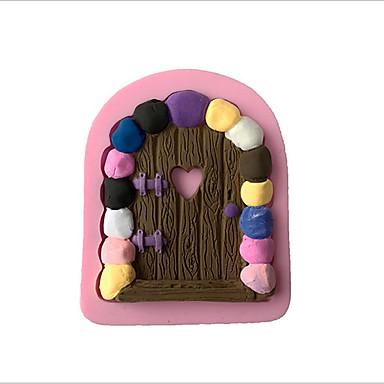 ベーキングモールド アイス チョコレート パン ケーキ クッキー Cupcake パイ ピザ Other シリコーン DIY 3D 高品質 焦げ付き防止
