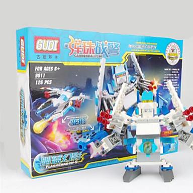 アクションフィギュア&ぬいぐるみ ブロックおもちゃ ギフトのため ブロックおもちゃ 戦士 ロボット 5~7歳 8~13歳 14歳以上 おもちゃ