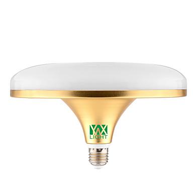 YWXLIGHT® 4000-4500lm E26 / E27 أضواء الفيضان LED PAR38 100 الخرز LED SMD 5730 ديكور أبيض دافئ أبيض كول 220-240V
