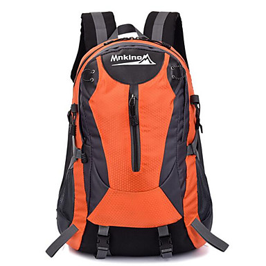 35L Selkäreput / Backpack / Travel Duffel - Vedenkestävä, Hengittävä, Iskunkestävä Retkeily ja vaellus, Kiipeily, Vapaa-ajan urheilu Nylon