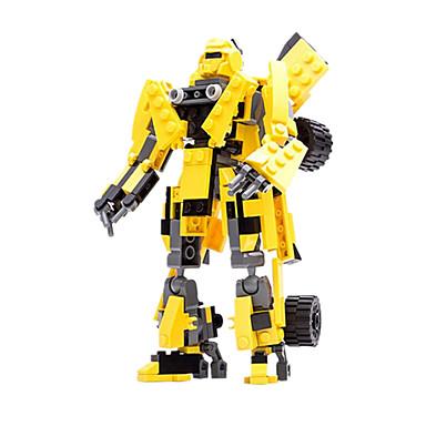 GUDI Robot / Lekebiler / Actionfigurer Kriger / Bil / Maskin transform Jente / Gutt Gave