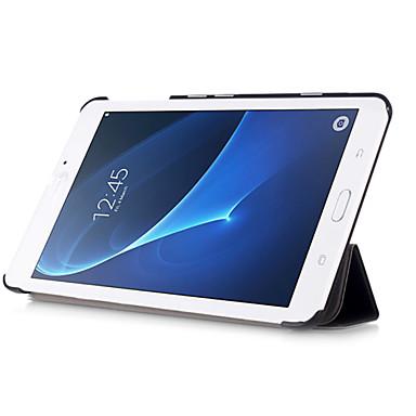suojakotelo Samsung Galaxy Tab 7,0 T280 T285 hoikka Kurkistuskirjaa PU nahka jalustan kansi tapauksissa
