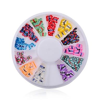 1pcs Nail Art Decoration tekojalokivi Pearls meikki Kosmeettiset Nail Art Design