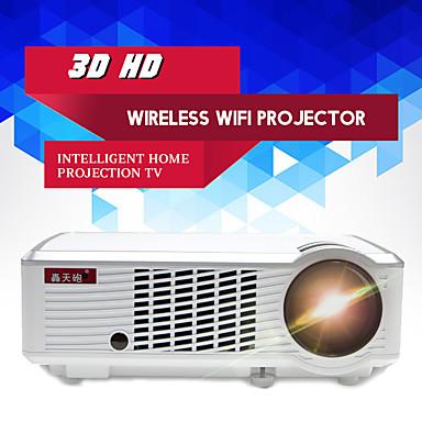 HTP LED-33+02 LCD ホームシアター向けプロジェクター FWVGA (854x480)ProjectorsLED 2000