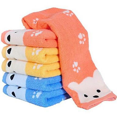 6kpl laadukkaita puuvillasta käsipyyhe sormenpäästä pyyhe bathtowel