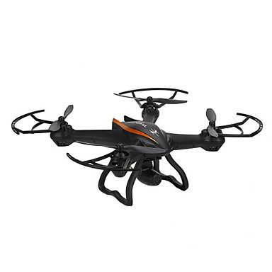 RC Drone Cheerson CX-35 4 Kanaler 6 Akse 2.4G Med HD-kamera 720P Fjernstyrt quadkopter FPV / En Tast For Retur / Tilgang Real-Tid