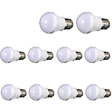 5W 400 lm E26/E27 LED-globepærer leds SMD 2835 Dekorativ Varm hvit AC110 AC 220-240V