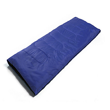 寝袋 封筒型 ダックダウン 10°C 通気性 防水 携帯用 防風 防雨 折り畳み式 圧縮袋 230 キャンピング&ハイキング キャンピング 屋内 屋外 旅行 シングル 幅150 x 長さ200cm