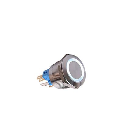 金属プッシュボタンスイッチ防水押しボタン工業用スイッチ