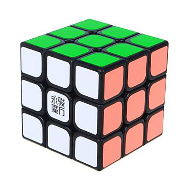 Rubiks kube YONG JUN 3*3*3 Glatt Hastighetskube Magiske kuber Kubisk Puslespill profesjonelt nivå Hastighet Klassisk & Tidløs Barne Voksne Leketøy Gutt Jente Gave