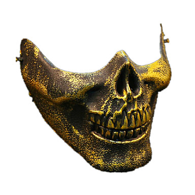 Halloween-maskit Lelut Soturi Horror-teema 1 Pieces Poikien Joulu Karnevaali Lasten päivä Lahja
