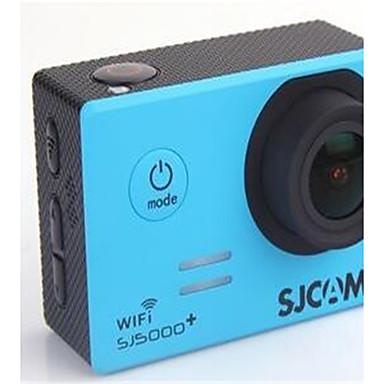 SJ5000+ Action Camera / Sports Camera 16MP 4608 x 3456 WIFI 防水 調整可能 ワイヤレス 広角 30fps 4X ±2EV 1.5 CMOS 32 GB H.264 シングルショット バーストモード タイムラプス30