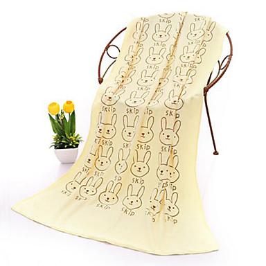 フレッシュスタイル バスタオル,プリント 優れた品質 マイクロファイバー100% タオル