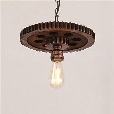 CXYlight Luzes Pingente Luz Ambiente - Estilo Mini, 110-120V / 220-240V Lâmpada Não Incluída / 10-15㎡ / E26 / E27