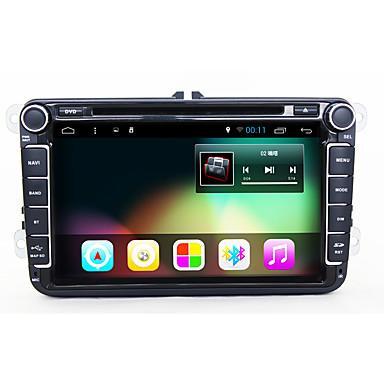 1080 RDS BT無線LANの3GホストラジオGPSとVW /フォルクスワーゲン/ポロ/パサート/ゴルフ/シュコダ/座席のためbonroad android6.0インチカーDVDプレーヤー