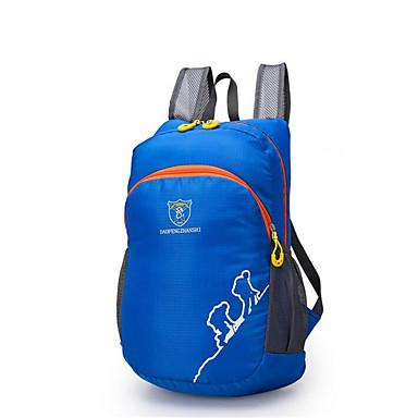 20-35 L バックパック サイクリングバックパック バックパッキング用バックパック キャンピング&ハイキング 登山 レジャースポーツ サイクリング / バイク 防水 高通気性 耐衝撃性の テリレン