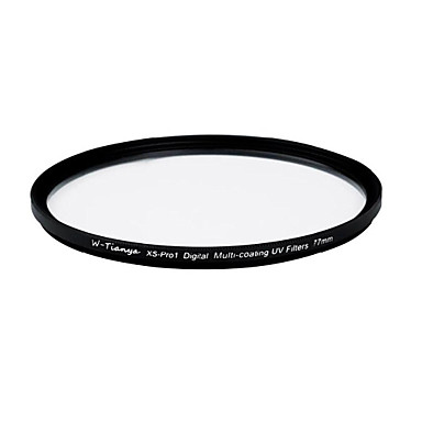 TIANYA® 77mm MCUV Ultra Slim XS-Pro1 Digital Muti-coating UV Filter for Canon 24-105 24-70 17-40 Nikon 18-300 Lens