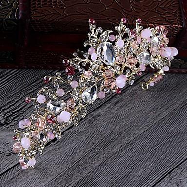 Perla Artificial / Legierung Tiaras / Diademas / Guirnaldas con Flor 1pc Boda / Ocasión especial / Casual Celada