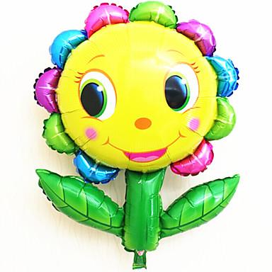 voordelige Ballonnen-Ballen Ballonnen Feest Opblaasbaar Groot formaat Aluminium Jongens Meisjes Speeltjes Geschenk