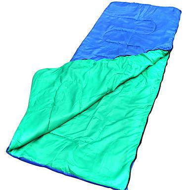 寝袋 封筒型 10°C 防水 携帯用 防雨 折り畳み式 弾性ある 圧縮袋 通気性 180 キャンピング 屋内 屋外 旅行 シングル 幅150 x 長さ200cm
