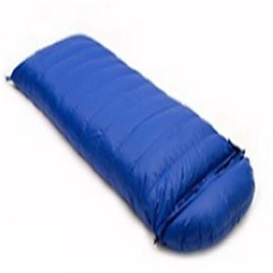 Sovepose Rektangulær Singel 10 Dun Dukke NedX30 Camping Bærbar Regn-sikker Sammenleggbar Forseglet