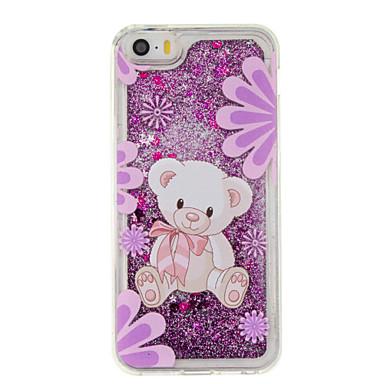 Varten Virtaava neste / Kuvio Etui Takakuori Etui Eläin Pehmeä TPU varten AppleiPhone 7 Plus / iPhone 7 / iPhone 6s Plus/6 Plus / iPhone