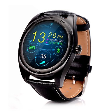 cheap Smartwatches-Smartwatch / Smart Bracelet Smartwatch for iOS / Android / IPhone GPS Timer / Stopwatch / Activity Tracker / Sleep Tracker / Heart Rate Monitor / GSM (900/1800/1900MHz) / GSM (900/1800 MHz)