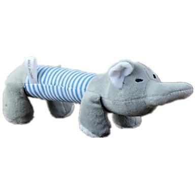 Plush-lelu Sarjakuva Kitistä Possu Puuvilla Käyttötarkoitus Koira Koiranpentu