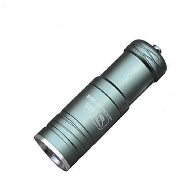 LED懐中電灯 キーホルダー型フラッシュライト 自転車グローライト LED 280-320Lm ルーメン 4.0 モード Cree XR-E Q5 1 * 16340 ミニ 防水 ハイパワー コンパクトデザイン スーパーライト のために キャンプ/ハイキング/ケイビング