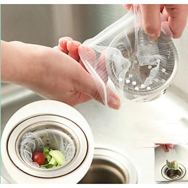 1pc Trash Bag & Can Nylon Easy to Use Kitchen Organization