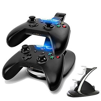 Lader Til Xbox One ,  Oppladbar Lader Metall / ABS 1 pcs enhet