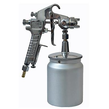 w-71S manuell spray pistol høy flow sprøytepistol maling pistol