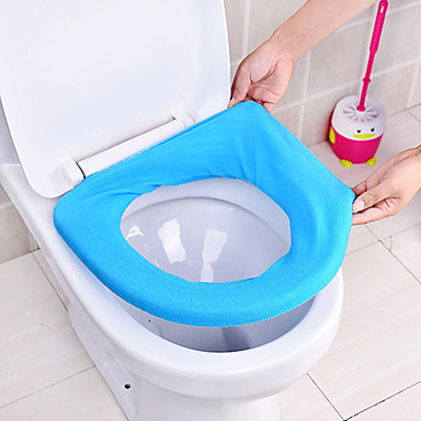 Tampa do assento do banheiro Boutique 1pç Acessórios de toalete