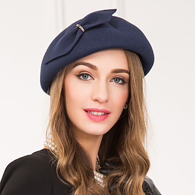 Lana / Legierung Fascinators / Sombreros con 1 Boda / Ocasión especial / Casual Celada