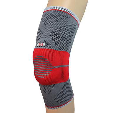 膝用サポーター / 太ももブレース のために レジャースポーツ / 野球 / ランニング 男女兼用 簡単なドレッシング / 高通気性 / 保護 スポーツ / アウトドア エラステイン グレー