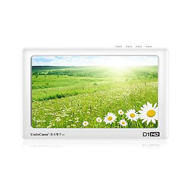 UnisCom MP3/MP4 MP3 WMA WAV FLAC APE Wiederaufladbare Li-Ion Batterie