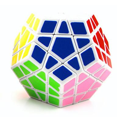 Rubikin kuutio Megaminx Tasainen nopeus Cube Rubikin kuutio Puzzle Cube Professional Level Nopeus ABS Neliö Uusi vuosi Lasten päivä Lahja