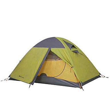 MOBI GARDEN® 1 Person Zelt Doppel Automatisches Zelt Einzimmer Camping Zelt OxfordWasserdicht Atmungsaktivität UV-resistent Regendicht