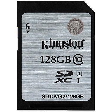 Kingston 128GB SD kortti muistikortti UHS-I U1 Class10