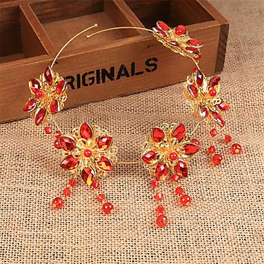 Lolita Accessoires Klassische / Traditionelle Lolita Kopfbedeckung Vintage Inspirationen Damen Lolita Accessoires Kopfbedeckung Aleación