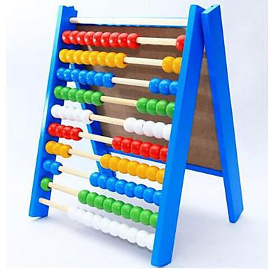 Ábaco Brinquedo Educativo Magnética Novidades De madeira 1 pcs Peças Para Meninos Para Meninas Brinquedos Dom