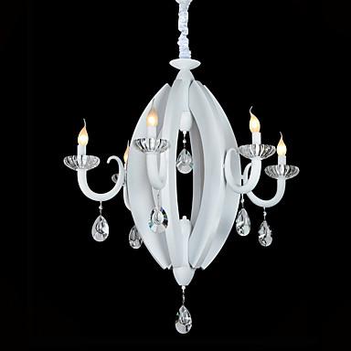 Pendelleuchten ,  Zeitgenössisch Korrektur Artikel Eigenschaft for Kristall Designer Candle-Art HarzWohnzimmer Esszimmer