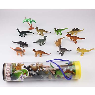 Modellbausätze Spielzeuge Dinosaurier Kunststoff Mädchen Jungen Stücke
