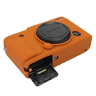 デジタルカメラ-ケース用-ワンショルダー-防塵-ブラック コーヒー ブラウン