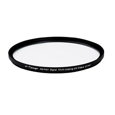 tianya® 67mm mcuv ultravékony xs-Pro1 digitális Muti bevonat UV szűrő Nikon D7000 D7100 18-105 18-140 Canon 700D 18-135