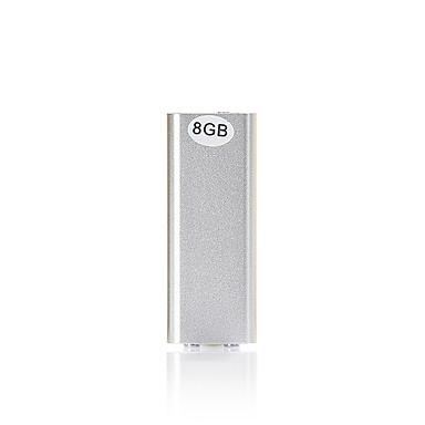 SK-892 MP3 リチウムイオン充電池 3.5mmジャック サポート 8GB