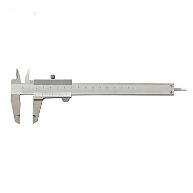 krabbe Kingdom® rustfritt stål dybde verniercaliper 0-150 - måling diameter diameter verktøy skritt mm