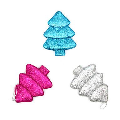 Joulukoristeet Joulujuhlatarvikkeet Lelut Kolmia Vaahto 9 Pieces