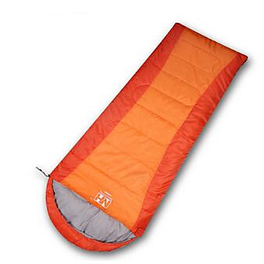 寝袋 封筒型 10°C 通気性 防水 携帯用 防風 防雨 折り畳み式 圧縮袋 200X75 キャンピング 屋内 旅行 シングル 幅150 x 長さ200cm