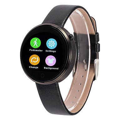 スマート·ウォッチ iOS / Android GPS / 心拍計 / 耐水 アクティビティトラッカー / 睡眠サイクル計測器 / タイマー / ストップウォッチ / 端末検索 / 目覚まし時計 / コミュニティー・シェア / 128MB